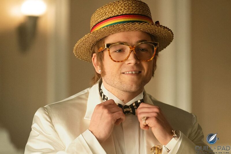 'Rocketman' – Elton John's Life Story – Is Filled With Chopard Watches And Jewelry. Not Unlike His Real Life | Quill & Pad