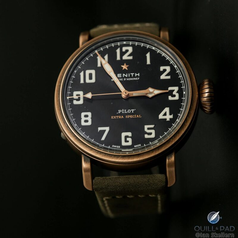 3 Vintage-Inspired Pilot's Watches For The Serious (And Less Serious) Aviator From Patek Philippe, Zenith, And Breitling   Quill & Pad