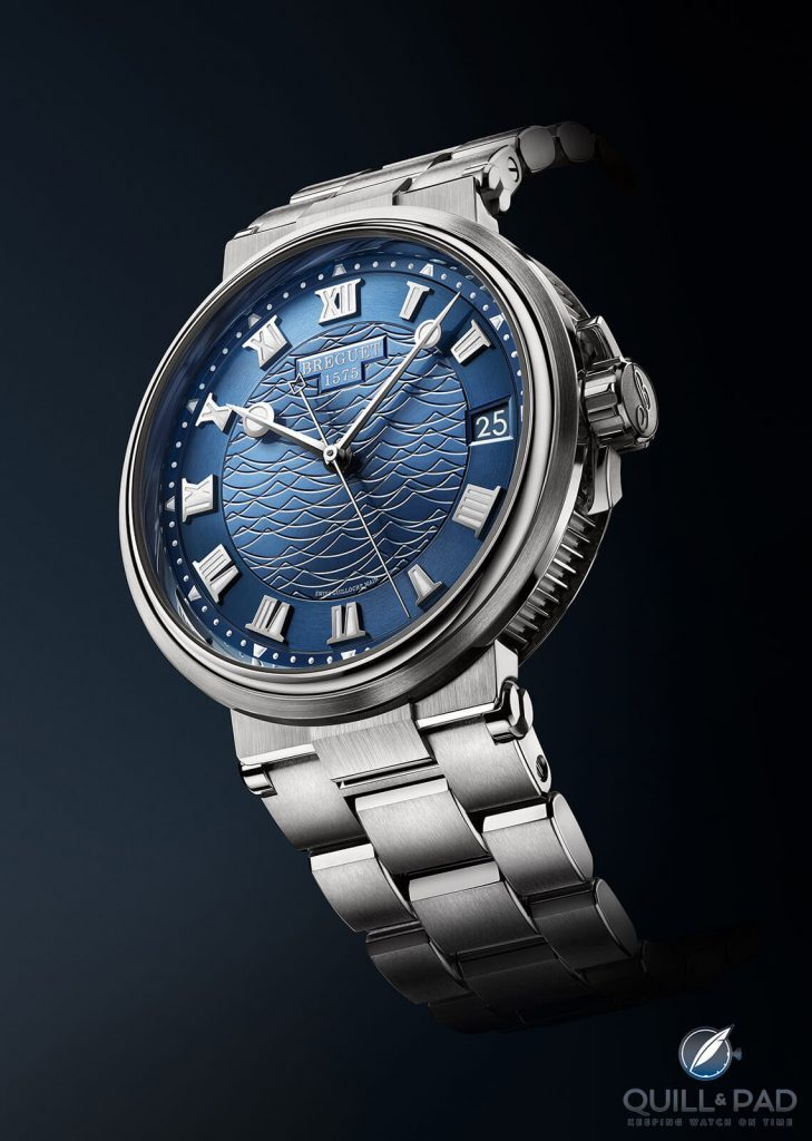 4 Impressive Bracelet Watches In 2020 From Breguet, Bulgari, Hublot, And Breitling | Quill & Pad