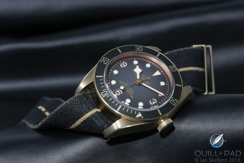 5 New Bronze Timepieces From Tudor, TAG Heuer, Bell & Ross, Hentschel Hamburg, And Oris   Quill & Pad