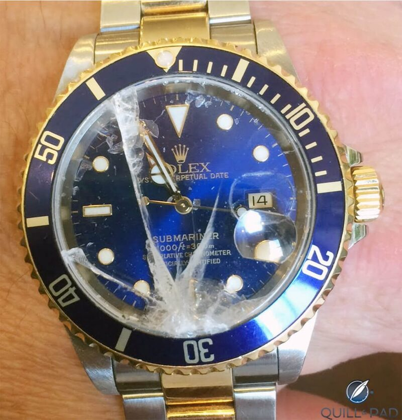 5 Unexpected Ways You Might Damage A Mechanical Watch - Reprise   Quill & Pad