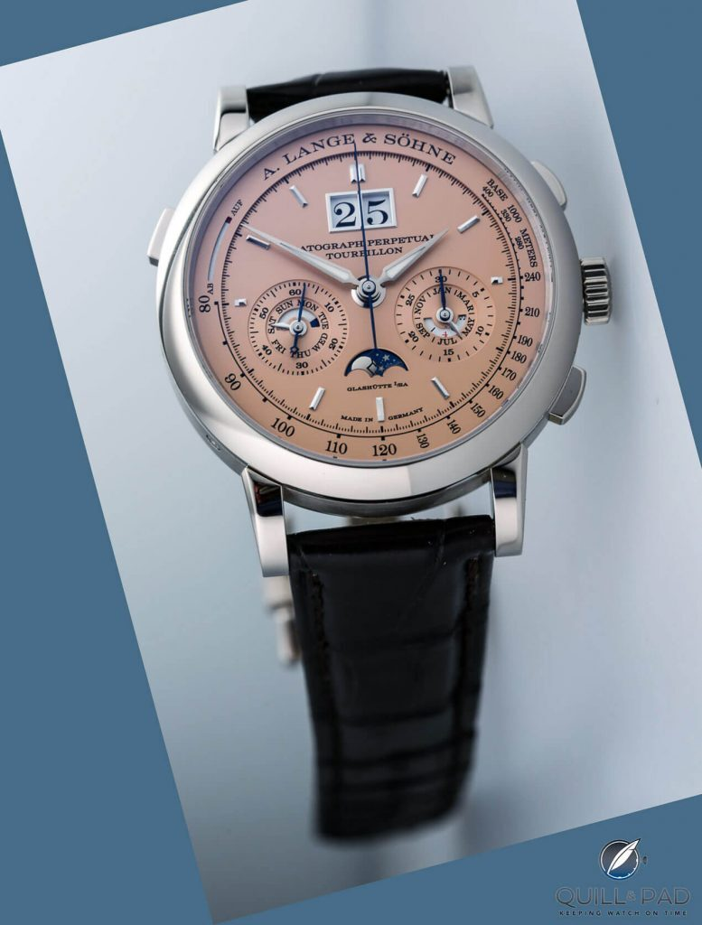 50 Shades Of Pink: Salmon Dials Go From Strength To Strength | Quill & Pad