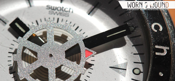 '96 Swatch Irony Automatic: A Gallery