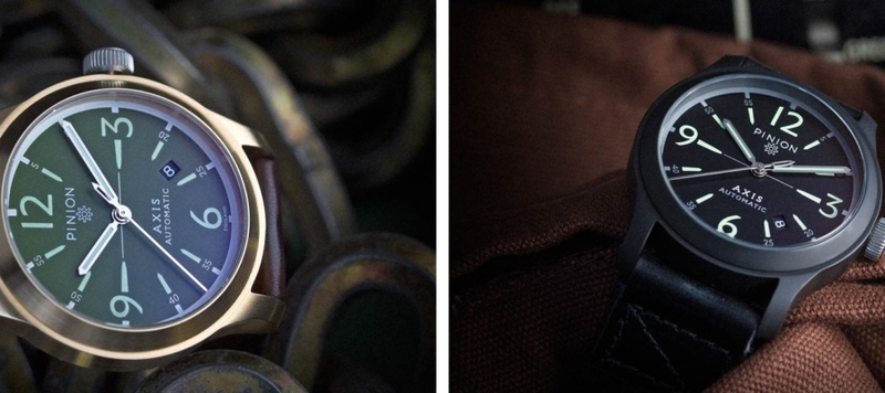 A Look at Pinion Watches