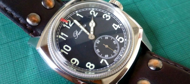A Look at the Timefactors PRS-9 Czech Air Force