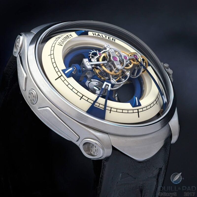 A Short History Of Vianney Halter And His Watches: A Wild Ride That's Not Over Yet | Quill & Pad