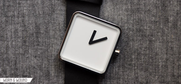 A Unique Angle on Time Telling: Slip Watch by Evan Clabots