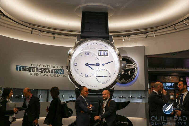 A. Lange & Söhne Lange 1 25th Anniversary: The 5 Celebratory Limited Edition Watches Introduced To Date In 2019   Quill & Pad