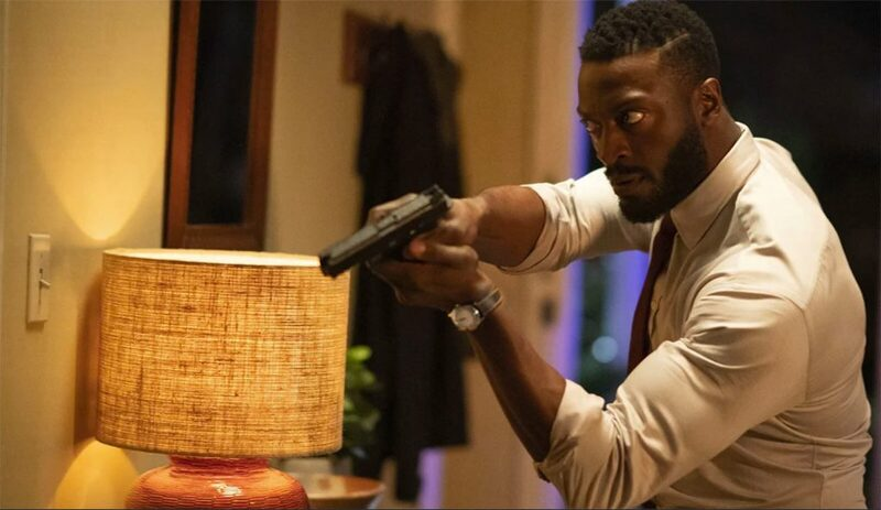 Actor Aldis Hodge Wears Independent Watchmaker Hajime Asaoka's Kurono Classic In 'The Invisible Man'   Quill & Pad