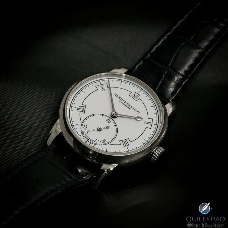Akrivia Rexhep Rexhepi Chronomètre Contemporain: A Fork In The Road, A Pivot, Or Something Else Entirely? - Reprise   Quill & Pad