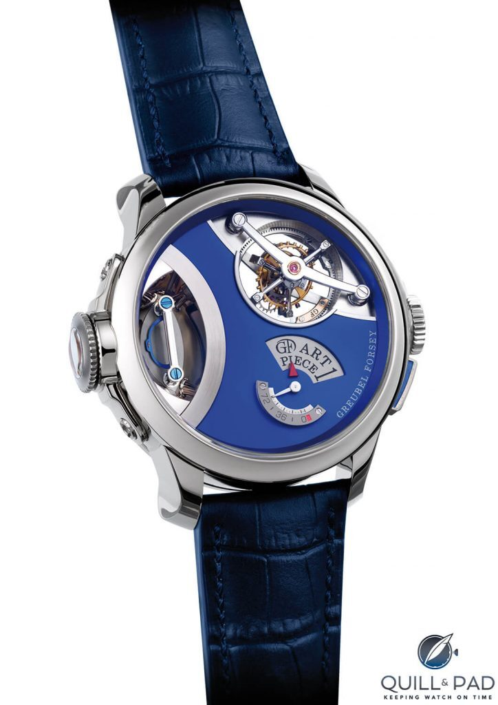 All 4 Greubel Forsey Art Pieces: Hidden Time With Breathtaking Micro Sculptures And Awe-Inspiring Micro Mechanics - Reprise   Quill & Pad