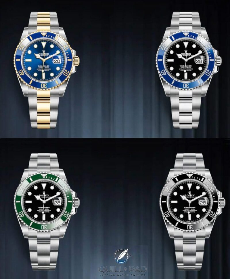 All 4 New Rolex 2020 Collection Updates Plus One Watch You Might Have Missed | Quill & Pad