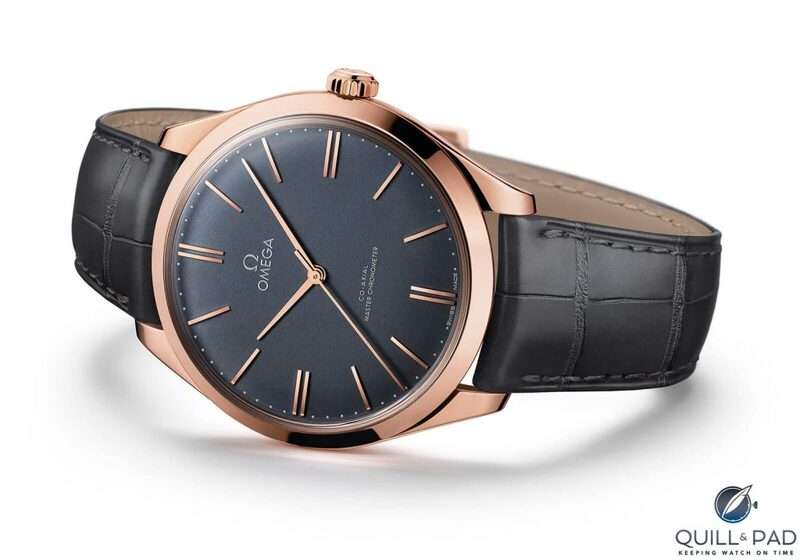 All You Need To Know About Omega's METAS Master Chronometer Testing (Plus The De Ville Trésor In Sedna Gold) | Quill & Pad