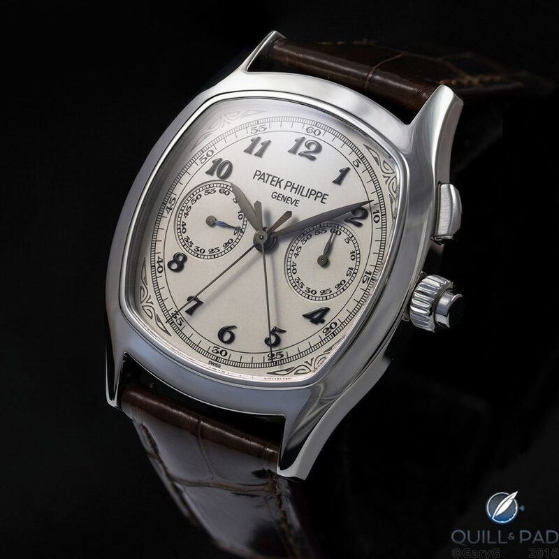 Behind The Lens: Patek Philippe Ref. 5950A-001 Split-Seconds Chronograph - Reprise   Quill & Pad