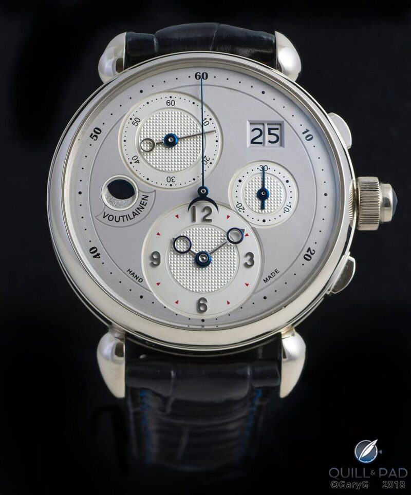 Behind The Lens: Two Unique Masterpiece II Chronographs From Kari Voutilainen - Reprise | Quill & Pad