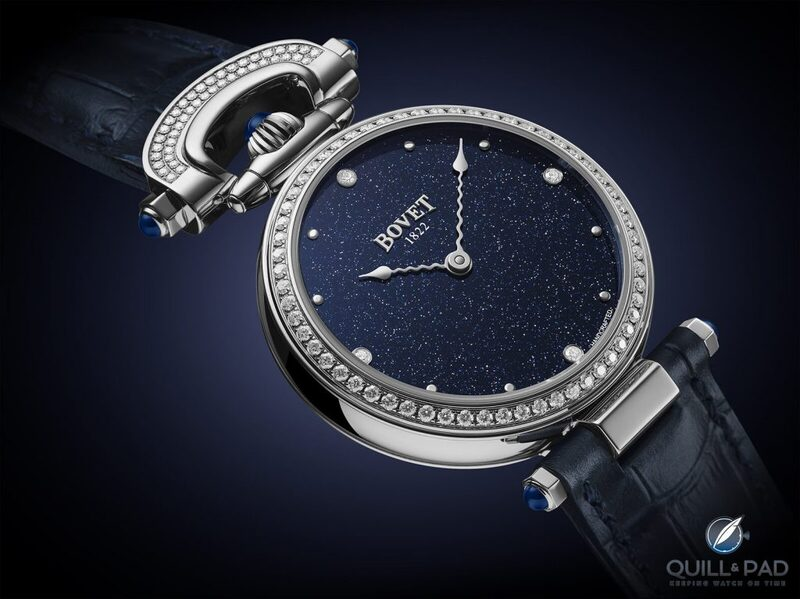 Bovet Amadéo Fleurier 36 Miss Audrey: The World's Most Versatile Ladies' Watch, And One Of The Prettiest | Quill & Pad