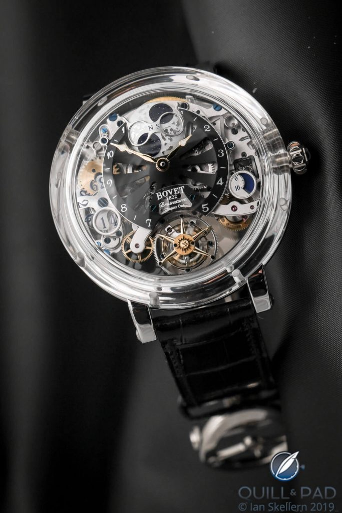 Bovet Récital 26 Brainstorm Chapter One: Design Intent Uncompromised | Quill & Pad