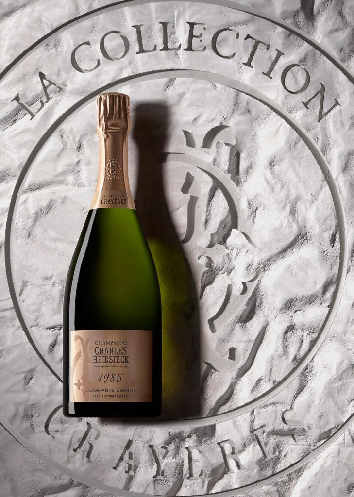 Charles Heidsieck Champagne Charlie: A Man, A Bottle, A Legend | Quill & Pad