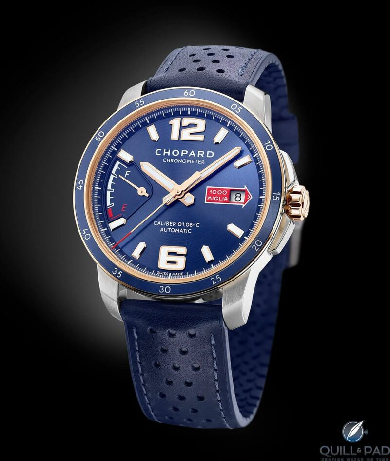 Chopard Updates Mille Miglia And L.U.C Perpetual Twin Collections For 2020 | Quill & Pad
