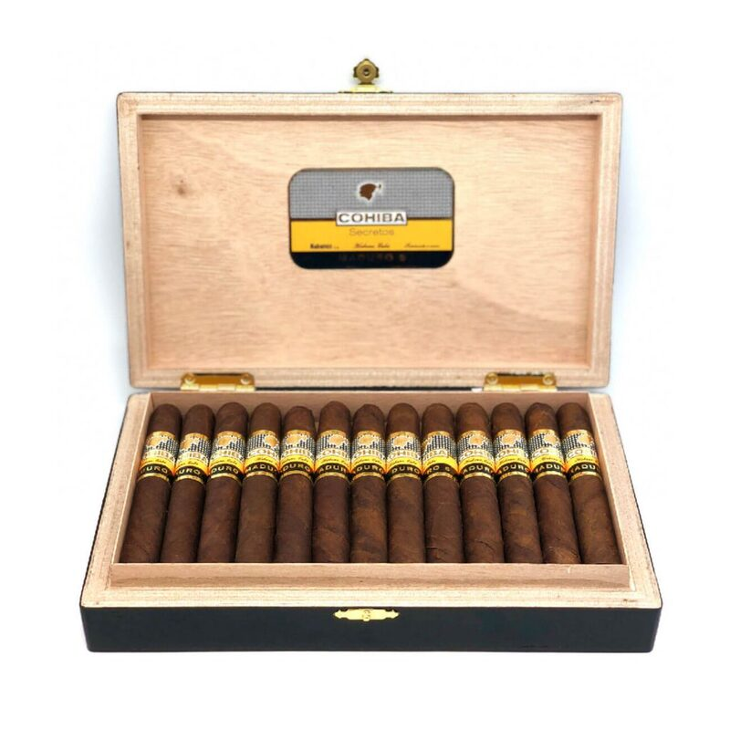 Cohiba Maduro 5: Some Of The Most Faked Cigars In The World (For Good Reason) | Quill & Pad