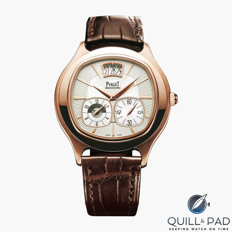 Dandy Watches Of Piaget - Reprise   Quill & Pad
