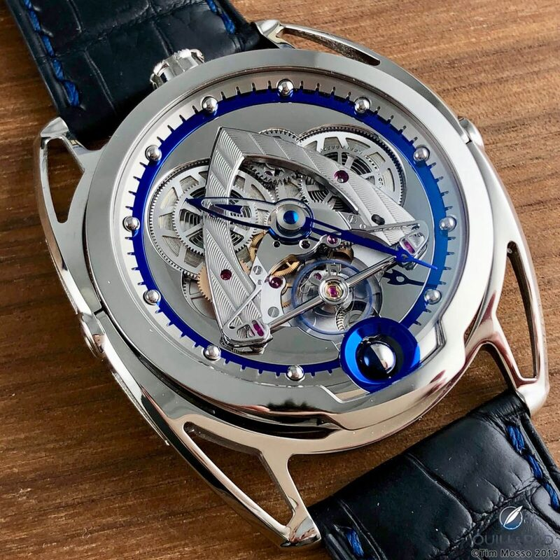De Bethune DB28 Steel Wheels: An On-The-Wrist Review (With Lots Of Photos)   Quill & Pad