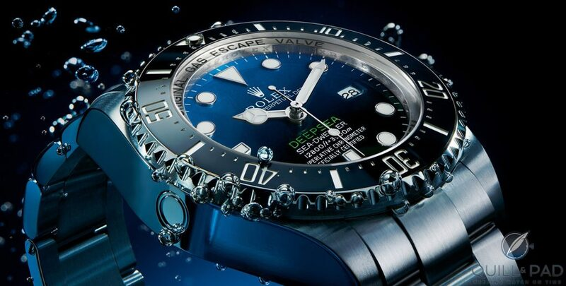 Deeper, Further, Faster: Why Do Some Dive Watches Have Helium Escape Valves? - Reprise | Quill & Pad