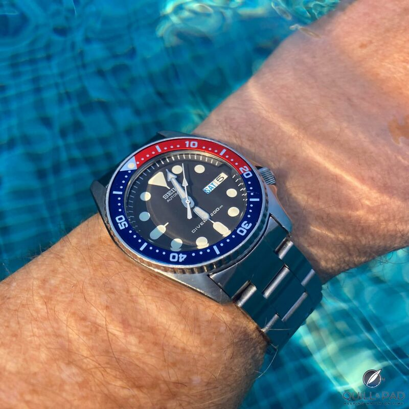 Depth-Testing My Seiko SKX013 Dive Watch: Jumping In At The Deep End   Quill & Pad
