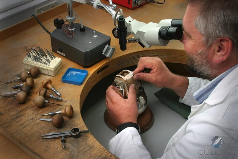 Diamond-Set Watches: Who Knew Fine Craftsmanship Was So Complicated? - Reprise   Quill & Pad
