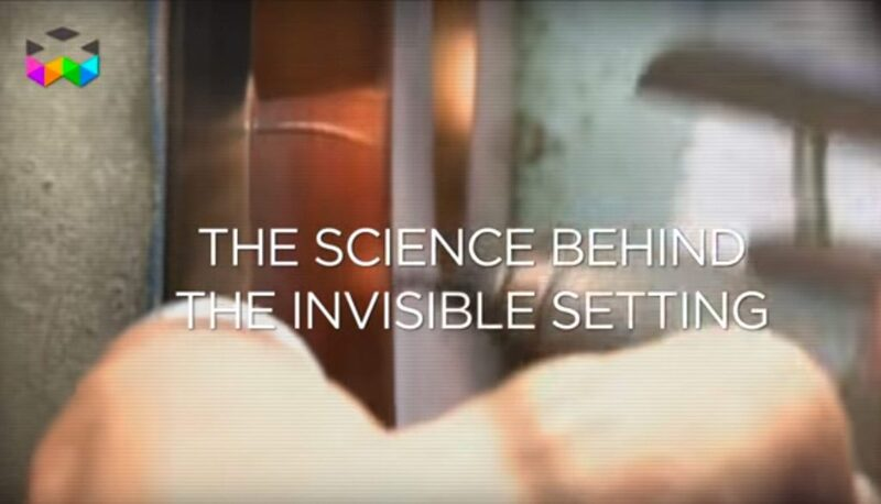 Discover The Art Of Invisible Gem Setting (Video)   Quill & Pad