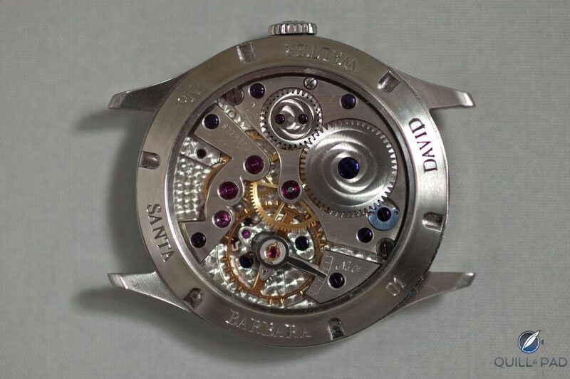 Discovering The Secret Of Life With David Walter: Watches, Clocks, And DeeDee's Tourbillon | Quill & Pad