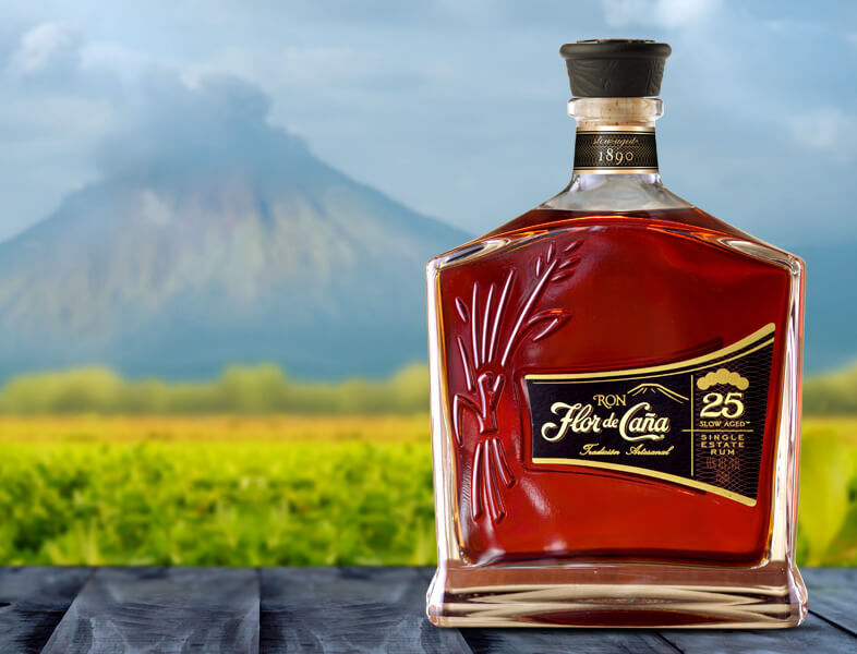 Flor de Caña 25-Year-Old Rum: The Volcanic Spirit Of Nicaragua | Quill & Pad