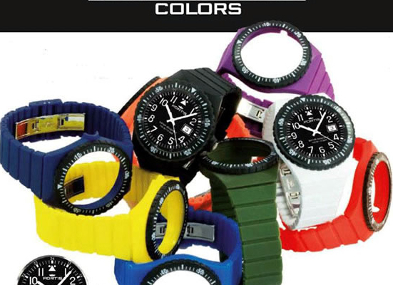 Fortis flips to fun with Fortis Colors
