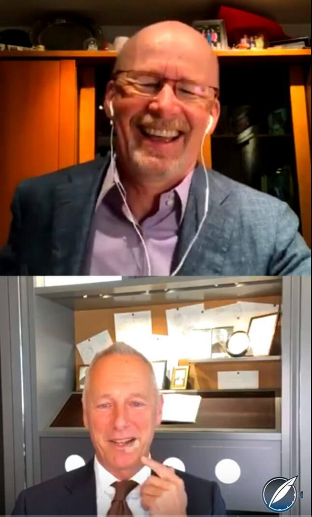 GaryG Discusses Watches And Cars With A. Lange & Söhne CEO Wilhelm Schmid (Video) | Quill & Pad