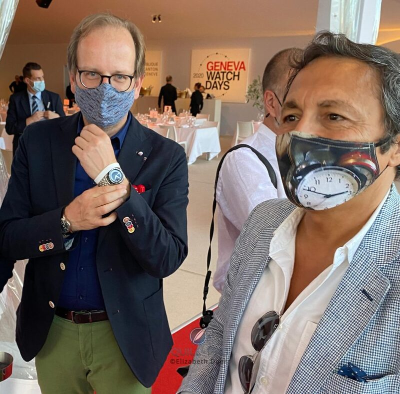 Geneva Watch Days 2020 Round Table Discussion: What We Liked, What We Didn't Like, And What We'd Buy From The Watches Presented At This COVID-19-Friendly Fair (Warning: Photo Fest!) | Quill & Pad