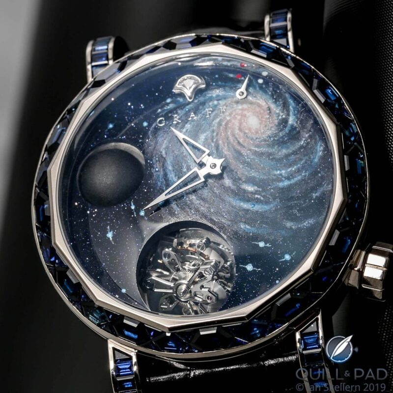 Graff GyroGraff Series: Master Jeweler Mastering High Complications With Serious Flair | Quill & Pad