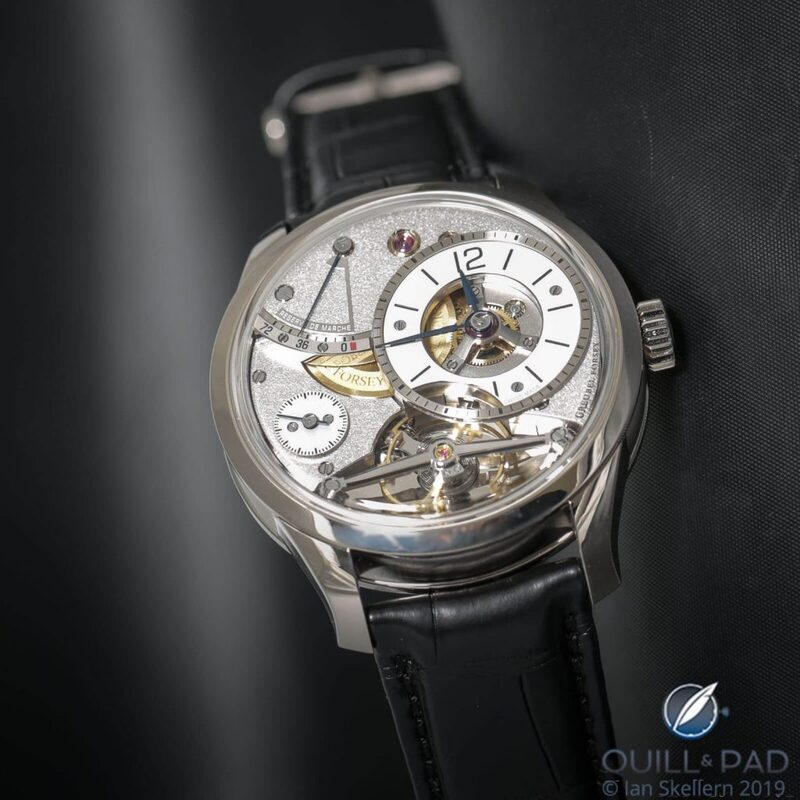 Greubel Forsey Balancier Contemporain: Elegantly Restrained And Moderately Priced (For A Greubel Forsey) | Quill & Pad