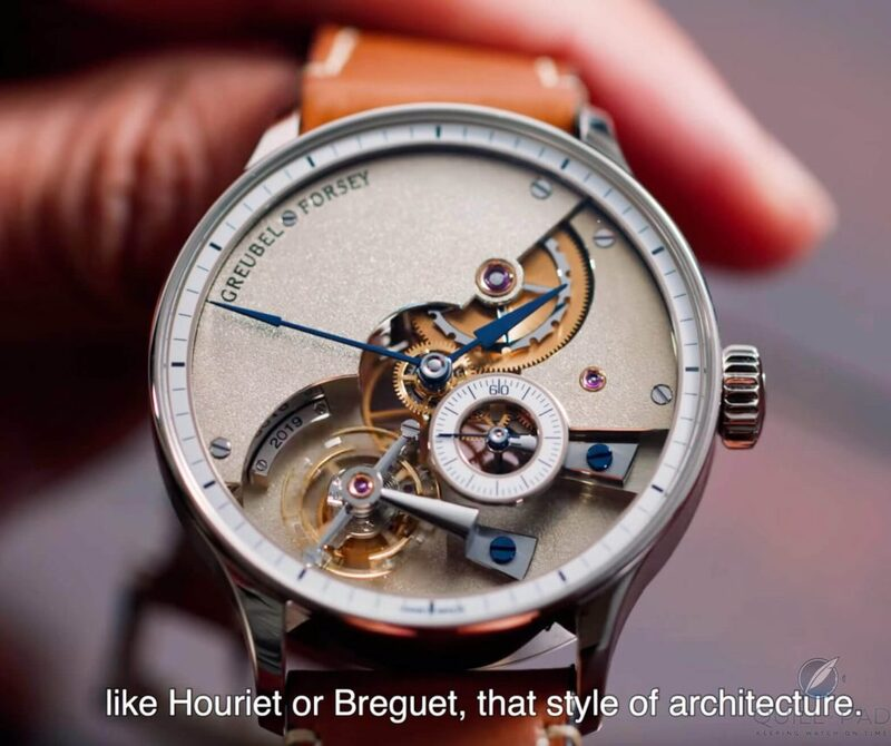 Greubel Forsey Hand Made 1: Making A Watch The Traditional Way (Video) | Quill & Pad