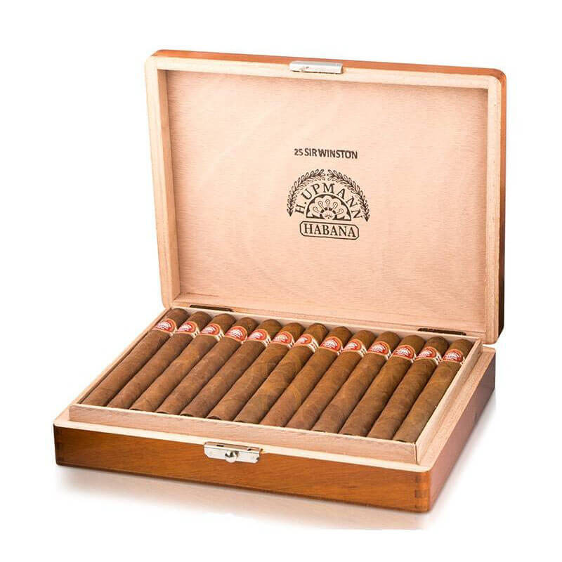 H. Upmann Sir Winston Cigars: Churchill Never Smoked One, But Would Have Loved Them   Quill & Pad
