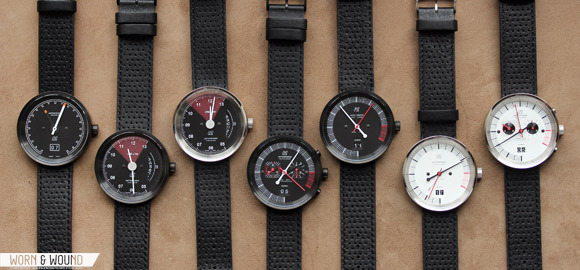 Hands On: The Watches of Officine Autodromo