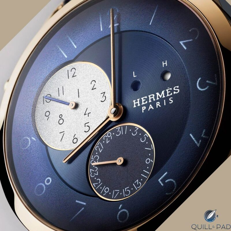 Hermès Introduces New 2020 Slim d'Hermès GMT: Traveling In Style | Quill & Pad