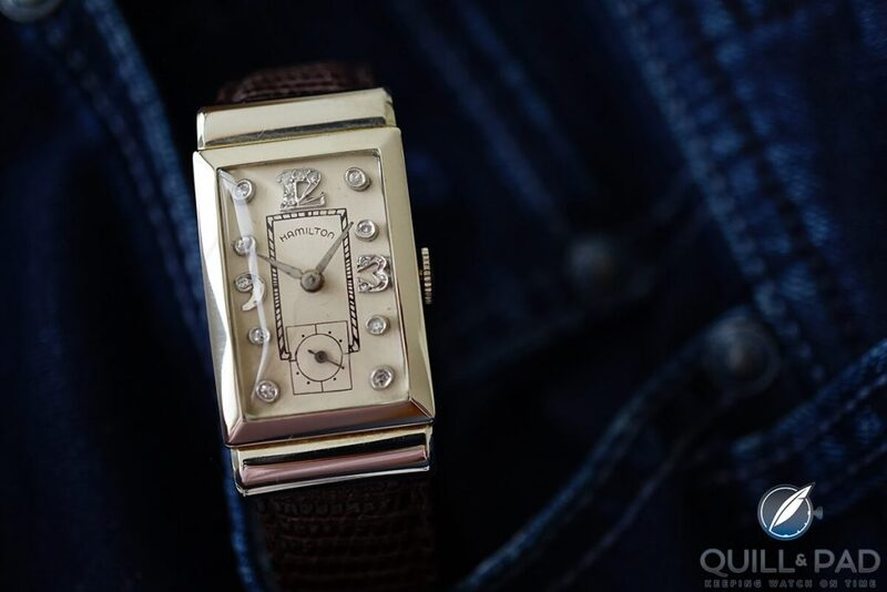 How, When, And Why Diamond-Set Watches For Men Were Commonly Accepted And The Significant Role America Played - Reprise | Quill & Pad