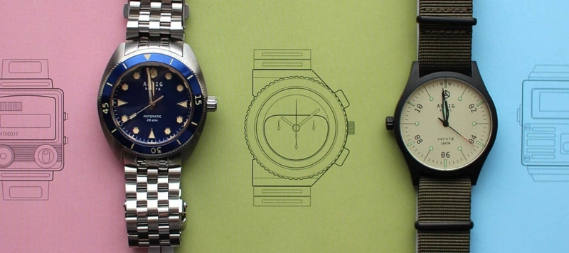 Introducing Aevig Watches