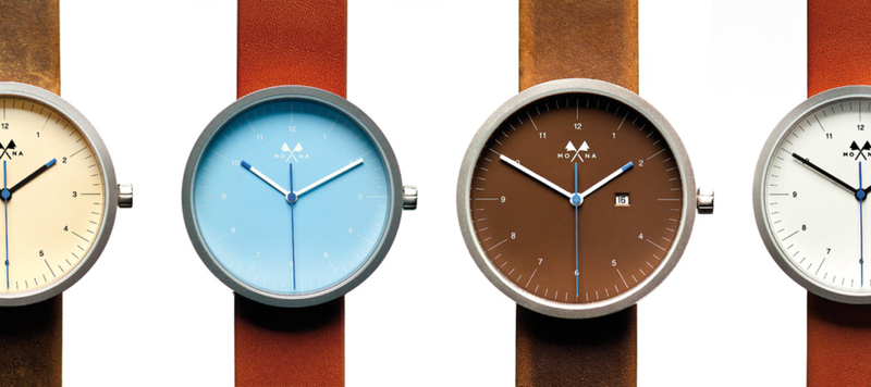 Introducing MONA Watches