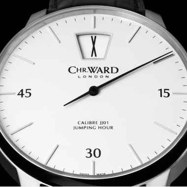 Introducing the Christopher Ward C9 Harrison Jumping Hour MKII