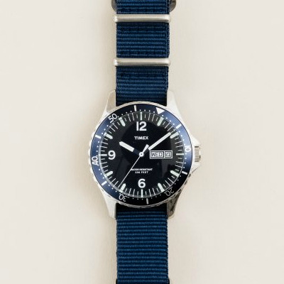 J.Crew, Timex Andros, Heritage Divers and the Seiko 5 SNZH53