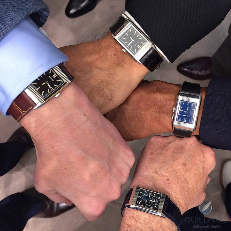 Jaeger-LeCoultre: A Collector's 'Gateway Drug' And Ongoing Pleasure - Reprise   Quill & Pad