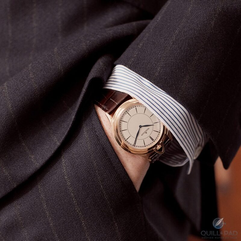 Jaeger-LeCoultre Master Ultra Thin Kingsman Knife Watch: Cutting A Sharp Edge | Quill & Pad