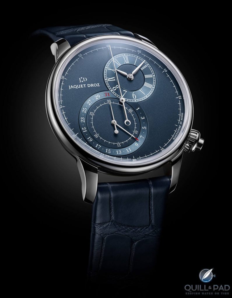 Jaquet Droz Grande Seconde Chronograph: A Passion For The Watch | Quill & Pad
