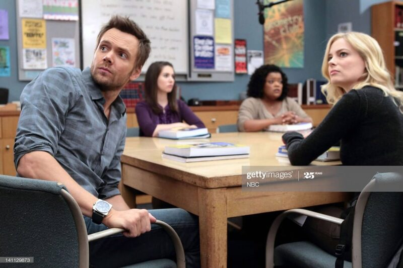 Joel McHale Wearing Bell & Ross In 'Community' – And Tom Hanks Wears B&R Too | Quill & Pad